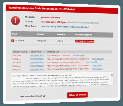 Website Hack Repair and Cleanup - Website Security   Sucuri