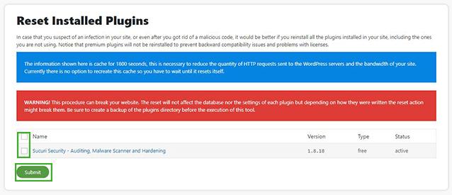 How to Use the WordPress Security Plugin | Sucuri