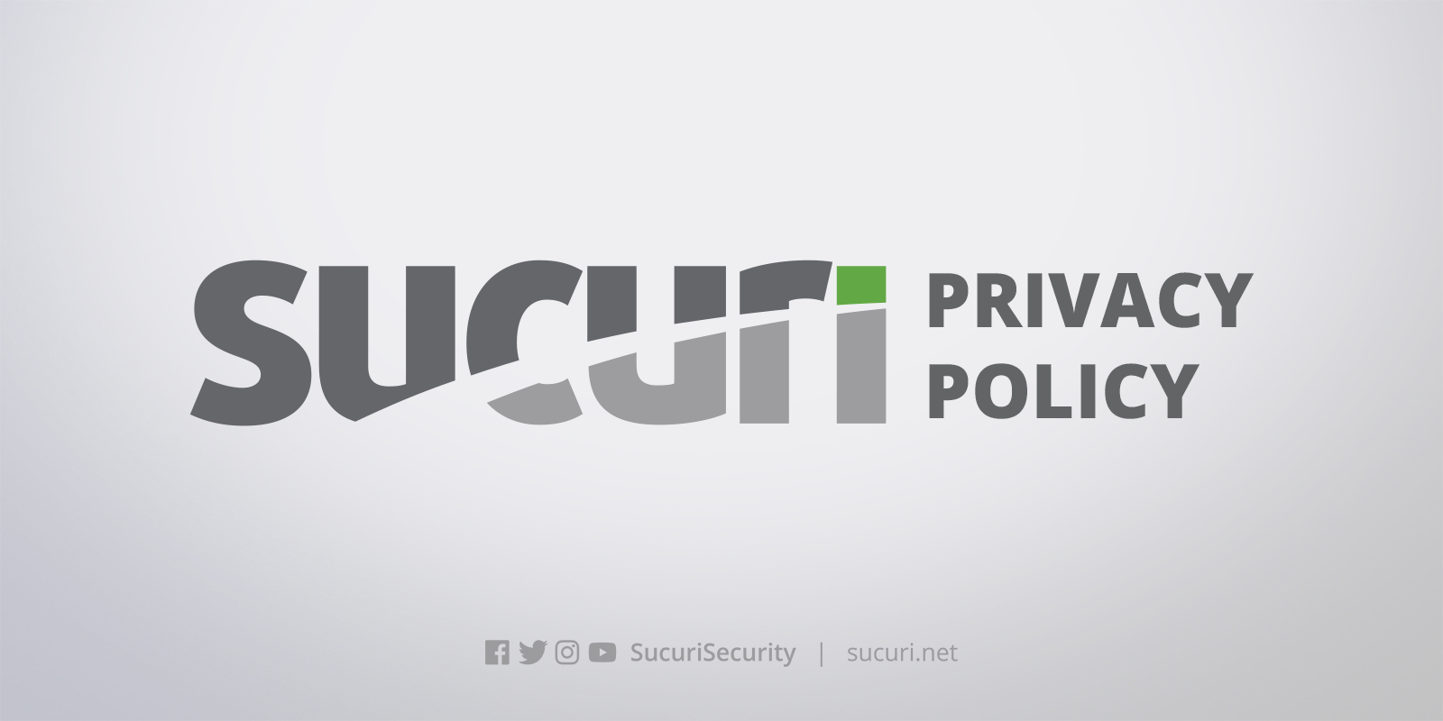 Sucuri Security Privacy Policy Data Statement