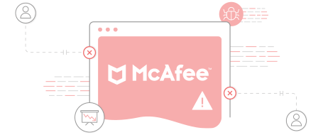 How to Remove McAfee SiteAdvisor Blacklist Warning Guide