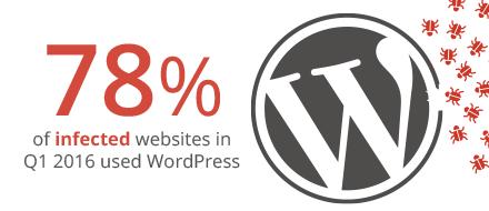Infographic - WordPress Guide