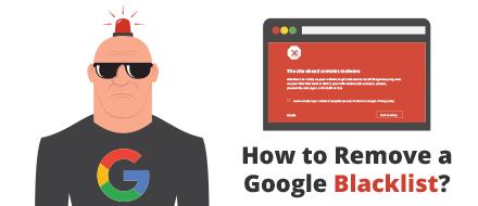 Infographic - Remove Google Blacklist